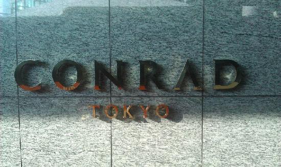Conrad Tokyo: Title