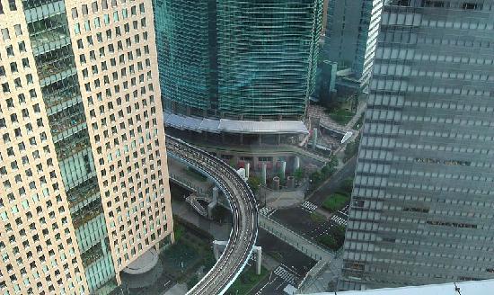 Conrad Tokyo: City View Room