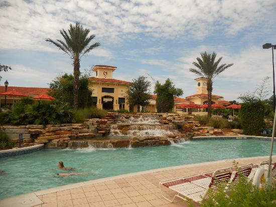 Holiday Inn Club Vacations At Orange Lake Resort: pools