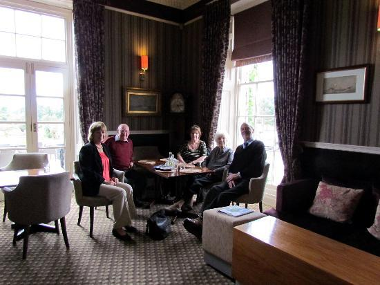 Sweeney Hall Hotel: Dining in style