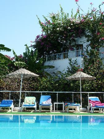 Filis Otel Gumbet: la piscine
