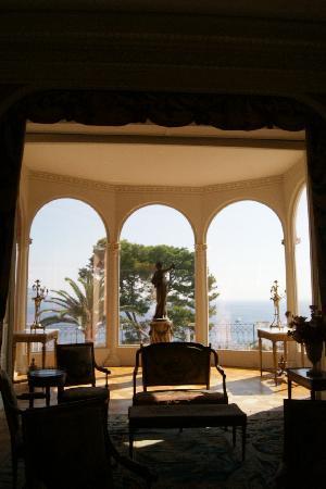 Villa & Jardins Ephrussi de Rothschild: villa