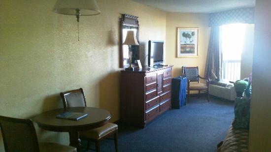 Compass Cove Oceanfront Resort: Room 350 Pinnacle Building