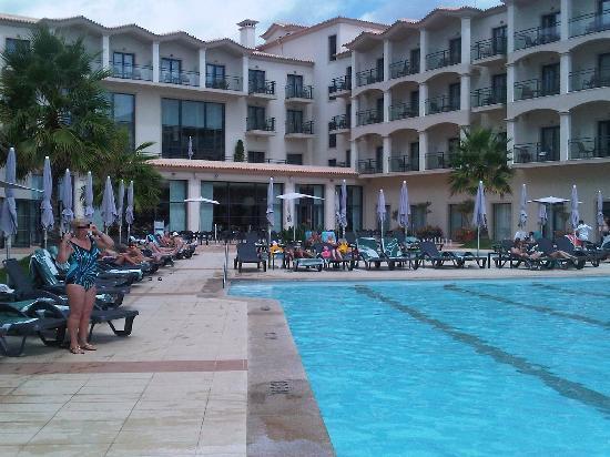 Vila Galé Santa Cruz: piscine