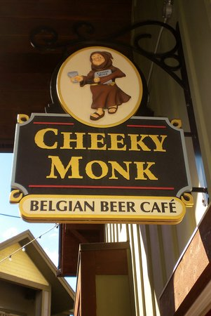 The Cheeky Monk: Cheeky Monk