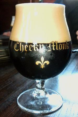 The Cheeky Monk: Left Hand Milk Stout - ahhh . . . what a wonderful site