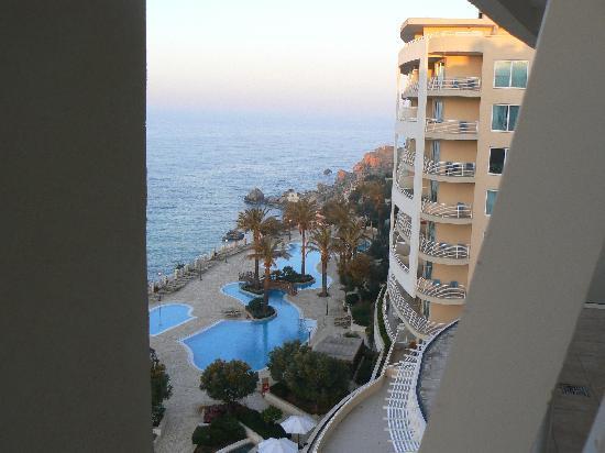 Radisson Blu Resort & Spa, Malta Golden Sands: balcony 4