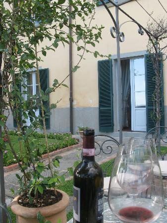 Villa Marsili: the blissful garden