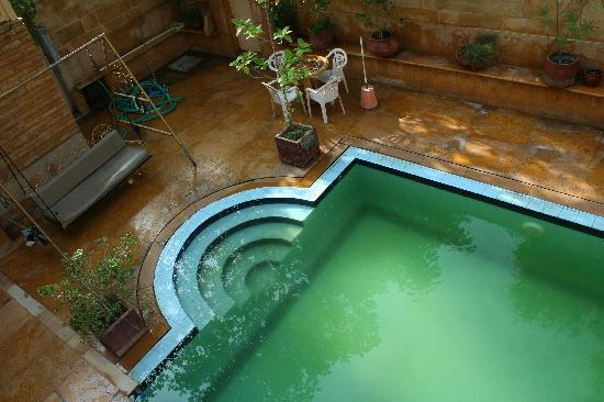 Hotel Golden City: la piscina