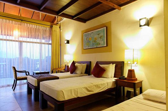 Sorowwa Resort & Spa: Family room sleeps 2+2