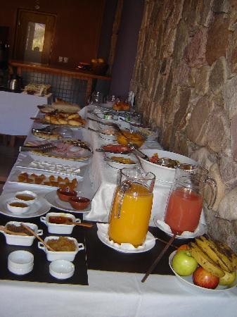 Las Marias Hotel Boutique : desayuno