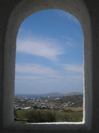 La Stella Hotel: The view