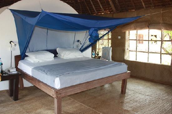 Emayani Beach Lodge: Emayani room