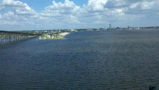 Isle of Capri Casino Hotel Lake Charles: View from Suite