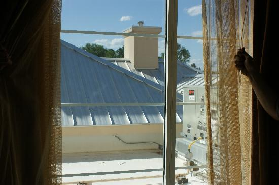 Hilton Garden Inn Granbury : Another picture of view from sons room