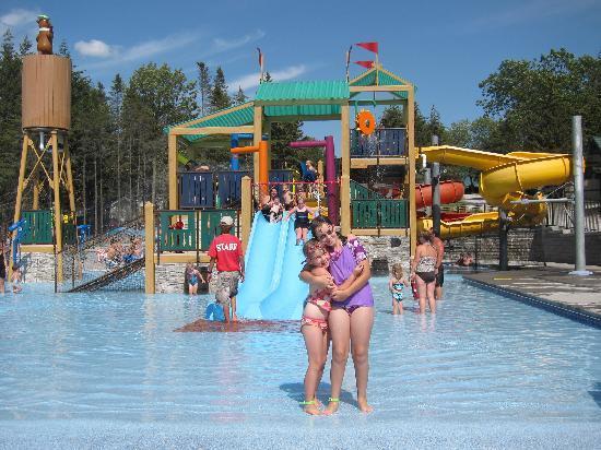 Jellystone Park of Western New York: lots of water fun