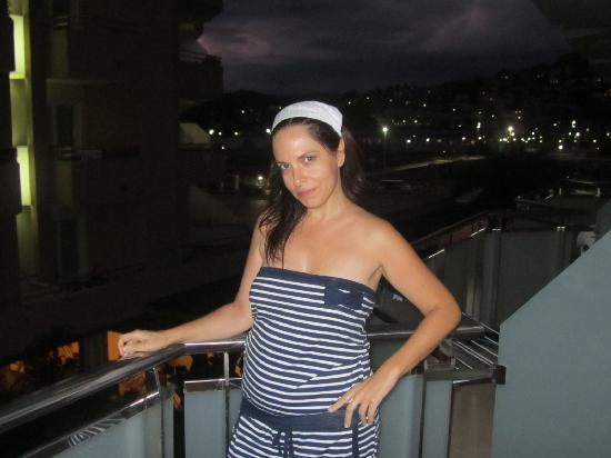 Hotel Checkin Sirius : Balcony