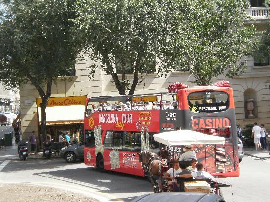 NH Sant Boi : Great Bus Tour