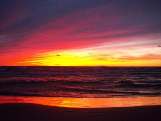 Sauble Beach: Great Sunsets