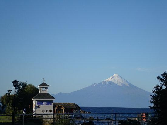 Puerto Varas, Şili: Lago Llanquihue