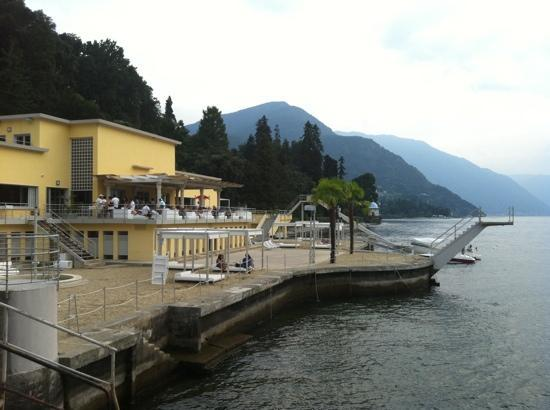 เบลลาจิโอ, อิตาลี: Bellagio (locale sul lago)
