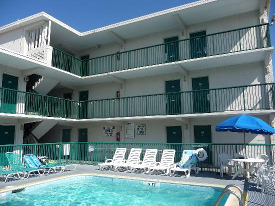 Admiral Motor Inn Myrtle Beach Sc Motel Reviews
