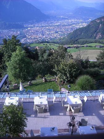 Hotel Belvedere: Panorama dalla camera