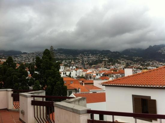 Hotel Madeira: view from the roof
