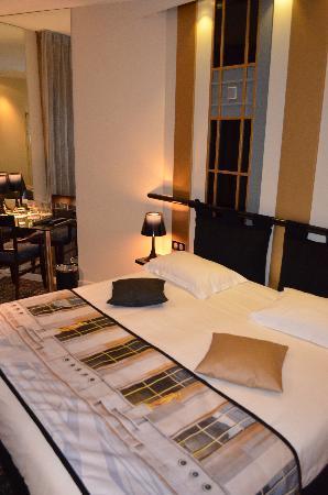 Hôtel Design Secret de Paris : Trocadero Room