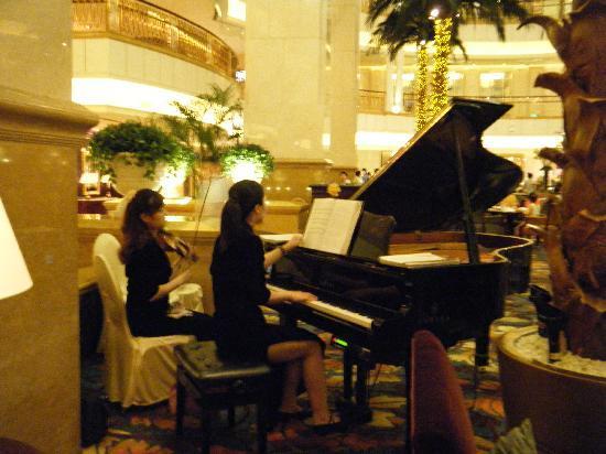 Grand Central Hotel Shanghai: Chamber music