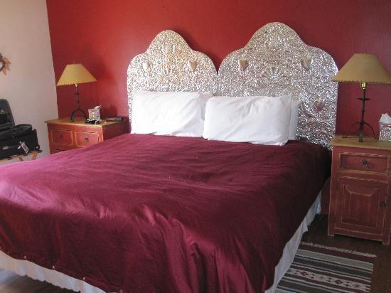 Casa Cuma Bed & Breakfast: Corazon Room