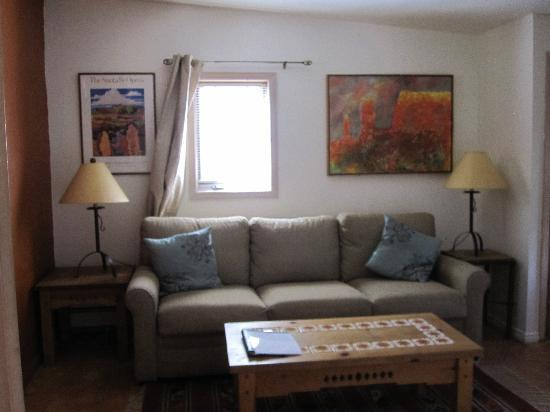 Casa Cuma Bed & Breakfast: Santa Fe Suite