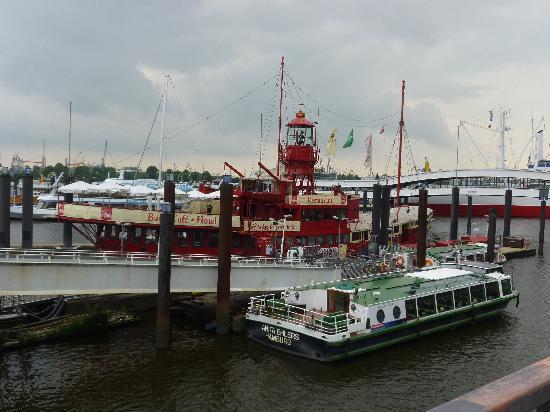 Feuerschiff Ship Hotel : Das Feuerschiff