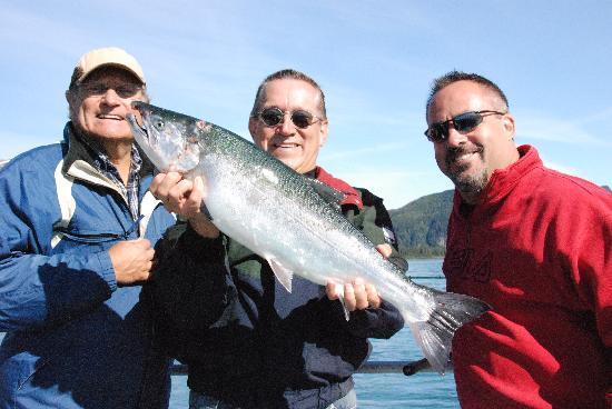 Crackerjack Sportfishing Charters: The three amigos