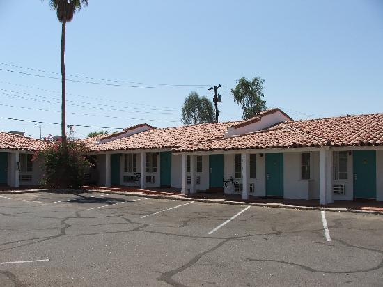 Coronado Motor Hotel Yuma : View 1