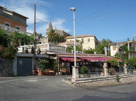 Forza d'Agro, Italia: il mio ristorante preferito!