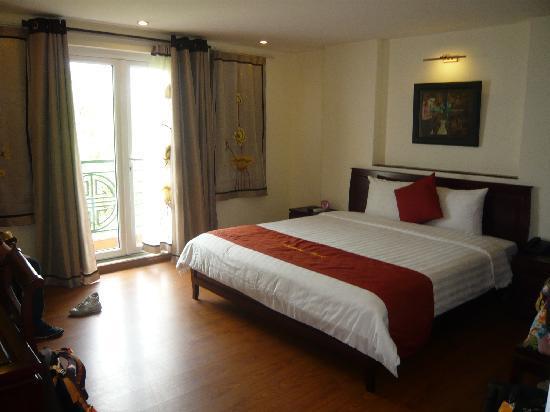 Hanoi Charming 2 Hotel: Charming #2 Room