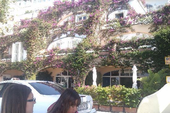 โรงแรมปาซิที: Hotel Pasitea entry