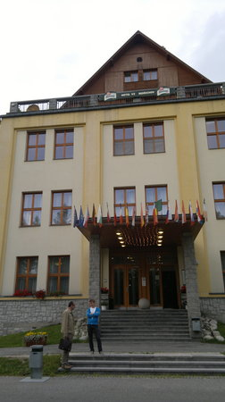 Photo of Hotel Bedrichov Spindleruv Mlyn