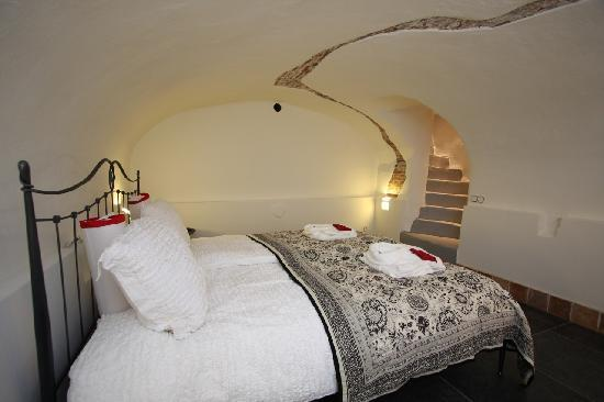 Bed & Breakfast De Vossenpoort: Reynaert, the bedroom