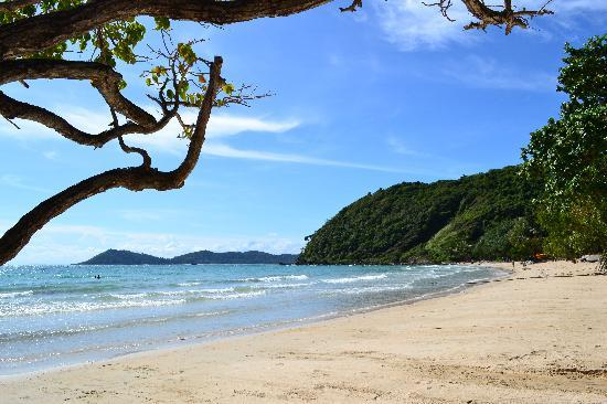Ao Prao Resort: spiaggia