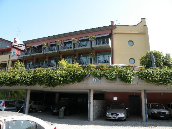 Park Hotel Abbadia: Hotel