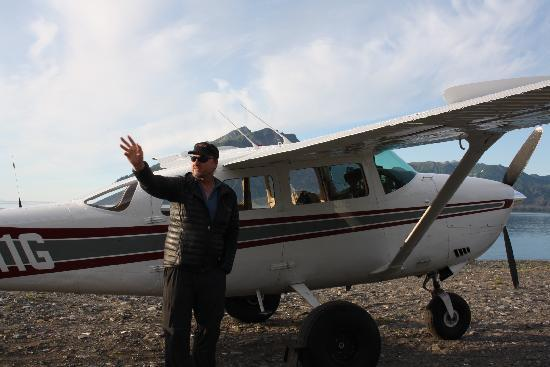 Bear Mountain Lodge: Michael: K-Bay air (Alaska Adventures)