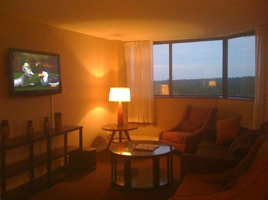 Four Points by Sheraton Richmond: Club Room 2