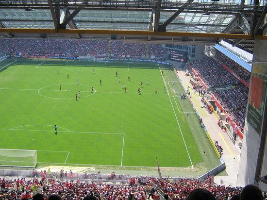 Kaiserslautern, Germany: Blick von ganz oben!