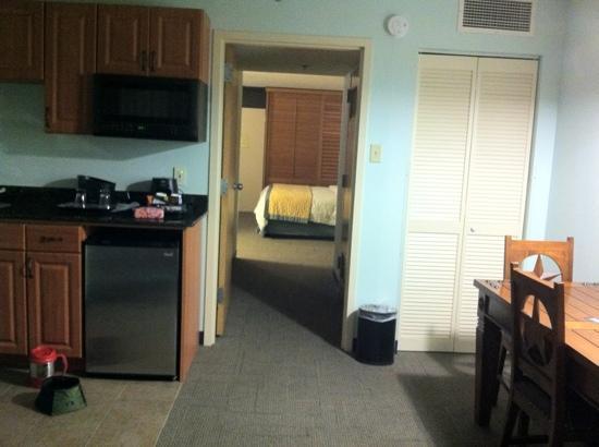 Wyndham Garden Austin: suite