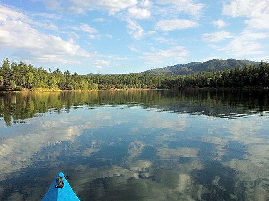 Prescott, AZ: Kayaking