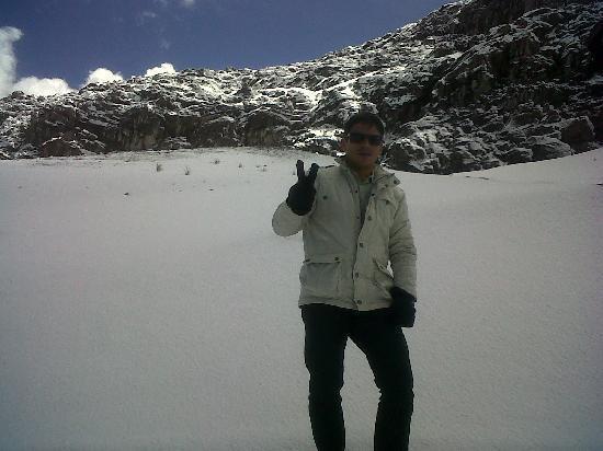 Nevado del Ruiz: Cool