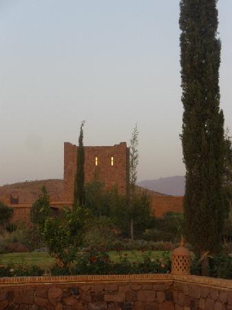 Kasbah Angour Atlas Mountains Hotel: Tower rooms