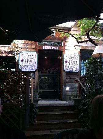 Susan's Place Wine Bar: Susan's Place